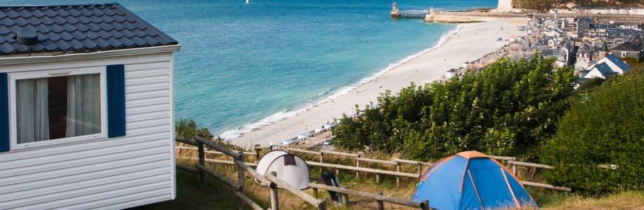 Choisir son camping sur la Côte d'Azur