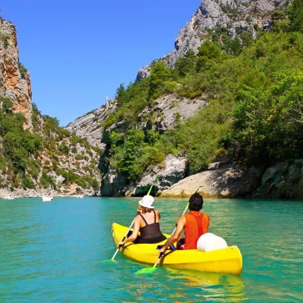 Activités de la Côte d'Azur